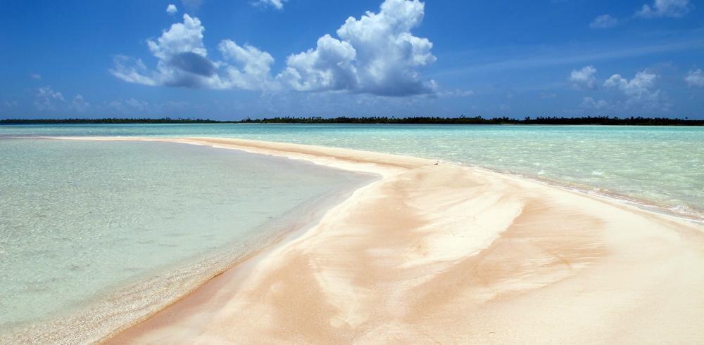 Les sables roses