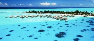 Tahiti - Moorea - Bora Bora