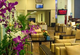 Sri Lanka : Lounge arrivée ou départ