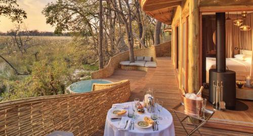 Botswana : Les hébergements