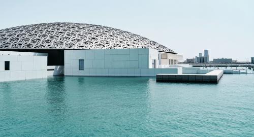 Musée du Louvre Abu Dhabi