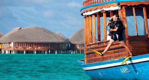 Constance Halaveli Maldives : Activités / Loisirs