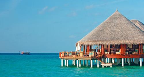 Constance Halaveli Maldives : Restauration
