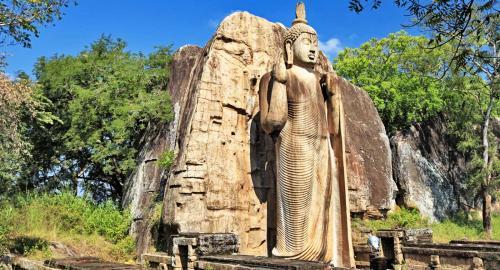 Sri Lanka : Sites classés