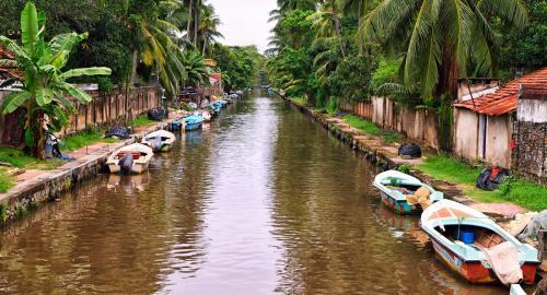 Negombo et l'héritage Hollandais