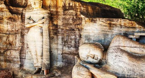 La Cité Royale de Polonnaruwa