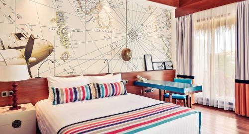 Mercure Maldives Kooddoo Resort : Hébergement