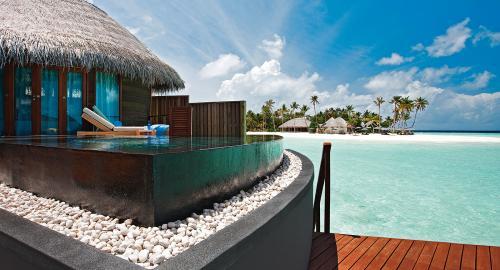 Constance Halaveli Maldives : Hébergement