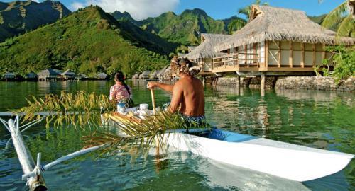 Tahiti et ses îles : Les pirogues polynésiennes