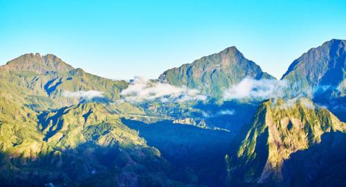 La Réunion : Cirques et volcans