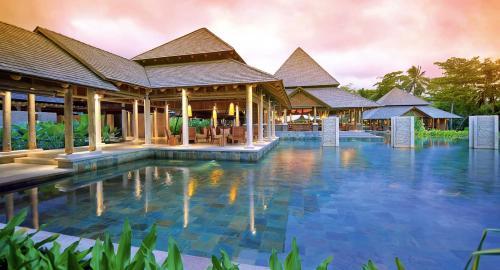 Constance Ephelia Villas Seychelles : Restauration
